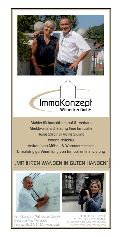 Immokonzept Willnecker