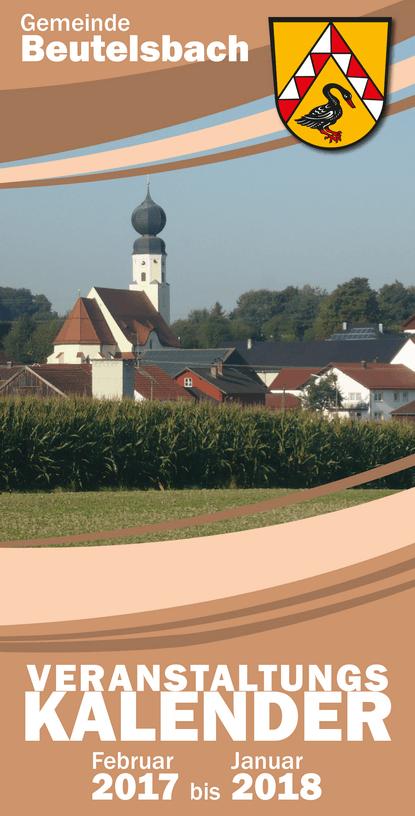 Veranstaltungskalender Beutelsbach 2017
